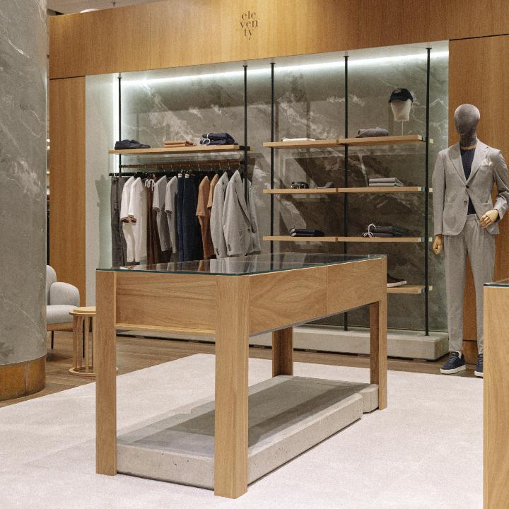 Новий Shop in Shop в ЦУМ Київ